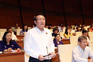 Quốc hội tiếp tục thảo luận về tình hình kinh tế-xã hội và ngân sách nhà nước