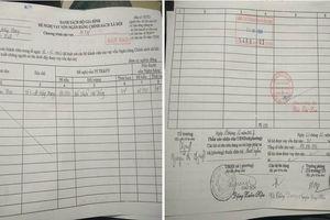 Chuyện lạ Thái Bình: Chủ tịch phường xác nhận vợ vay vốn thoát nghèo