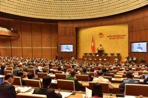 Hôm nay (27/10), Quốc hội tiếp tục thảo luận về tình hình phát triển kinh tế - xã hội
