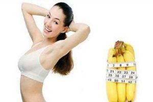 Học người Nhật bí quyết giảm 2kg trong 1 tuần chỉ với thực đơn ăn kiêng bằng chuối