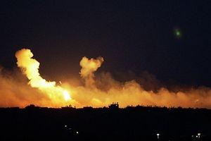 Israel tấn công 80 mục tiêu Hamas, 'trả đũa' vụ không kích lúc nửa đêm