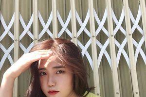 Nữ sinh viên xinh đẹp bị đồn thổi phẫu thuật vì giống sao Hàn đến kinh ngạc