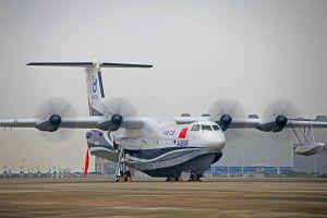 Chuyên gia: Trung Quốc đang khoác cái mác 'dân sự' lên siêu thủy phi cơ AG600