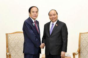 Việt Nam cam kết tạo điều kiện thuận lợi cho doanh nghiệp Nhật Bản đầu tư