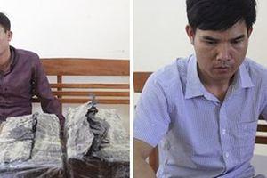 Nghệ An: Chặn bắt trùm ma túy ma mãnh vận chuyển 30 bánh heroin