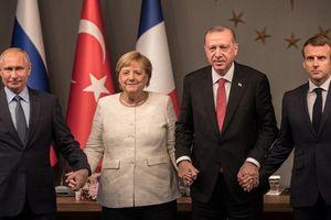Syria 'nóng hổi' từ tín hiệu thượng đỉnh Nga, Đức, Pháp và Thổ Nhĩ Kỳ
