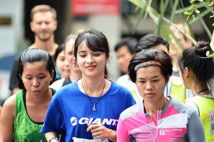 Cuộc thi chạy thang bộ tại tòa nhà chọc trời ở TP.HCM