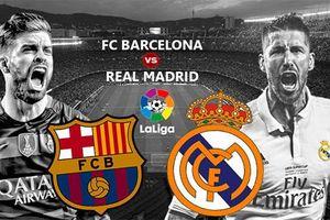 5 cuộc so tài quyết định trận Barca vs Real