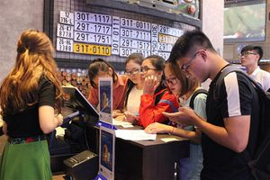 Khán giả hào hứng tới rạp xem phim của LHP Haniff 2018