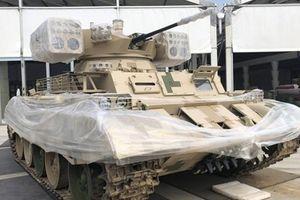 Lộ diện đầy đủ quái vật mới trên khung xe tăng Type-59