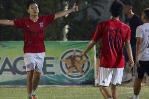 Giải bóng đá Báo NTNN/Dân Việt: Xác định tứ hùng!