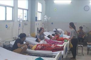 Thành phố Hồ Chí Minh: 30 trẻ em nhập viện nghi ngộ độc thực phẩm