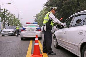 Tăng hình phạt cho những 'ma men sau tay lái'
