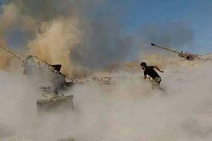 Quân đội Syria khai hỏa, khủng bố thua đau tại vùng đệm Idlib