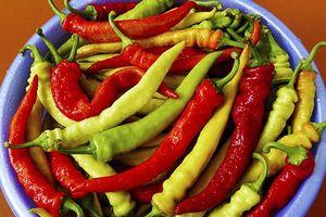 Giảm cân dễ dàng nhờ ăn ớt