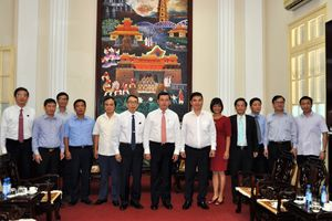 Thứ trưởng Nguyễn Văn Phúc: ĐH Huế cần xây dựng mô hình thích hợp phát triển thế mạnh riêng