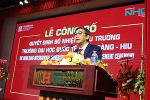 NGND.PGS.TS Hồ Thanh Phong và ước vọng về một nền giáo dục đại học tiên tiến