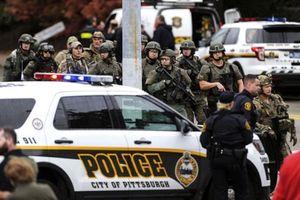 Mỹ: Xả súng tại giáo đường Do Thái, ít nhất 11 người thiệt mạng