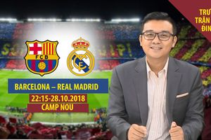 Barcelona – Real Madrid