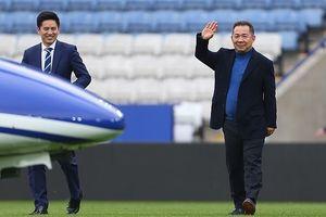 Trực thăng rơi ngoài SVĐ King Power, chưa rõ số phận chủ tịch CLB Leicester City