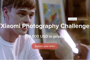 Xiaomi mở cuộc thi ảnh điện thoại 'khủng' toàn cầu