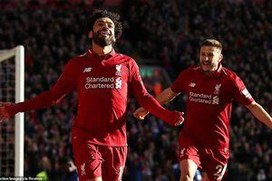 Salah - Mane rực sáng, Liverpool lên ngôi đầu Ngoại hạng Anh