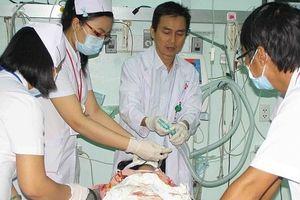 TP HCM: Cô gái tử vong do bị cướp giật túi xách, ngã xuống đường