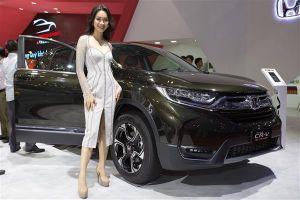 Những mẫu xe Honda hút khách tại Triển lãm ô tô 2018