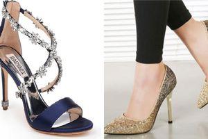 Những mẫu giày giúp bạn trở thành tâm điểm của bữa tiệc và chinh phục mọi chàng trai từ cái nhìn đầu tiên