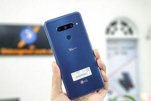 Trên tay LG V40 ThinQ đầu tiên tại Việt Nam: smartphone 5 camera của LG