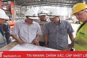 Sớm đưa nhà máy chế biến gỗ hiện đại nhất Việt Nam vào vận hành