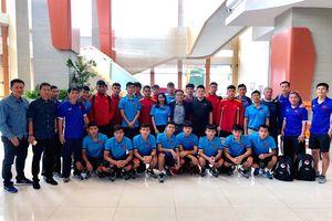 Thất bại ở VCK châu Á, U.19 Việt Nam hướng đến mục tiêu SEA Games 2021