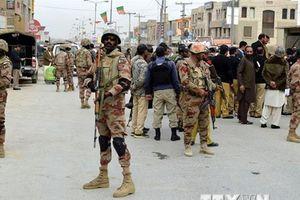 SFG: Pakistan là quốc gia nguy hiểm nhất thế giới về khủng bố