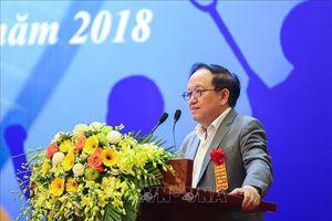Ông Lê Đăng Xu tiếp tục làm Chủ tịch Liên đoàn Cầu lông Việt Nam