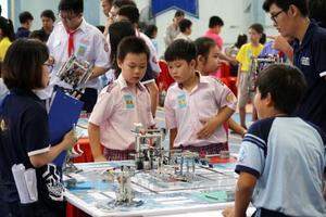 42 đội tranh tài tại cuộc thi Robothon 2018