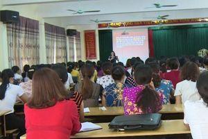 200 học viên được tập huấn sàng lọc trước sinh, sàng lọc sơ sinh