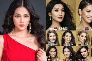 Lọt khỏi Top 3 bình chọn, Phương Khánh có nguy cơ 'trắng tay' tại Miss Earth 2018