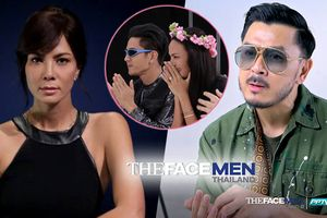 Tập 4 The Face Men mùa 2: Hồ hởi đội hoa lên đầu Sonia chia vui, nào ngờ 'chú Moo' lại nhận cái kết 'đắng chát'