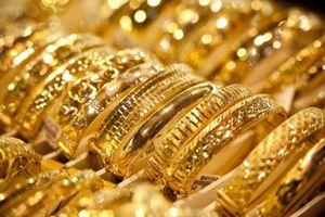 Giá vàng hôm nay 28/10: Vàng tăng nhà đầu tư lướt sóng kiếm bội