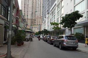 Tiếp vụ 'Ban quản lý tòa nhà Bắc Hà Tower thay UBND phường xử phạt xe đỗ dưới lề đường' sẽ bị xử lý ra sao?