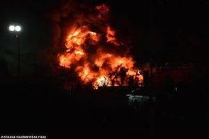Máy bay bị nổ, chủ tịch Leicester City chưa rõ sống chết