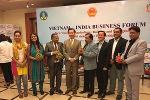 Thúc đẩy hợp tác nông nghiệp Việt Nam - Ấn Độ