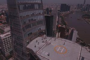 Hơn 300 vận động viện chinh phục tòa tháp Bitexco