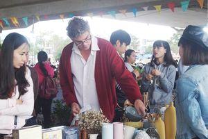 Đà Nẵng: Nhộn nhịp chợ phiên nông dân giữa lòng phố