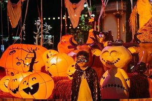 Những địa điểm vui chơi Halloween 2018 tại Hà Nội