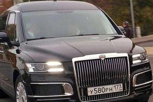 Chạm mặt Aurus Arsenal - mẫu minivan sang trọng của Tổng thống Nga Vladimir Putin