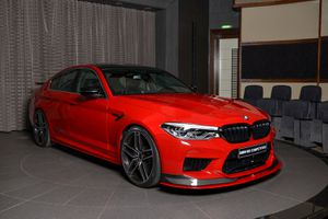 BMW M5 Competition đầu tiên trên thế giới qua tay hãng độ AC Schnitzer