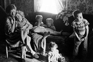 Thung lũng đói nghèo trong lòng nước Mỹ đầu những năm 1960