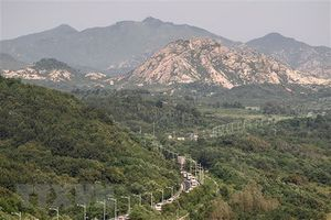 Hàn Quốc và Triều Tiên hoàn tất thẩm tra giải giáp vũ khí tại DMZ