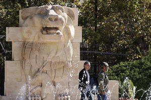 Bảo tàng quốc gia Syria mở cửa trở lại sau 6 năm phải đóng cửa